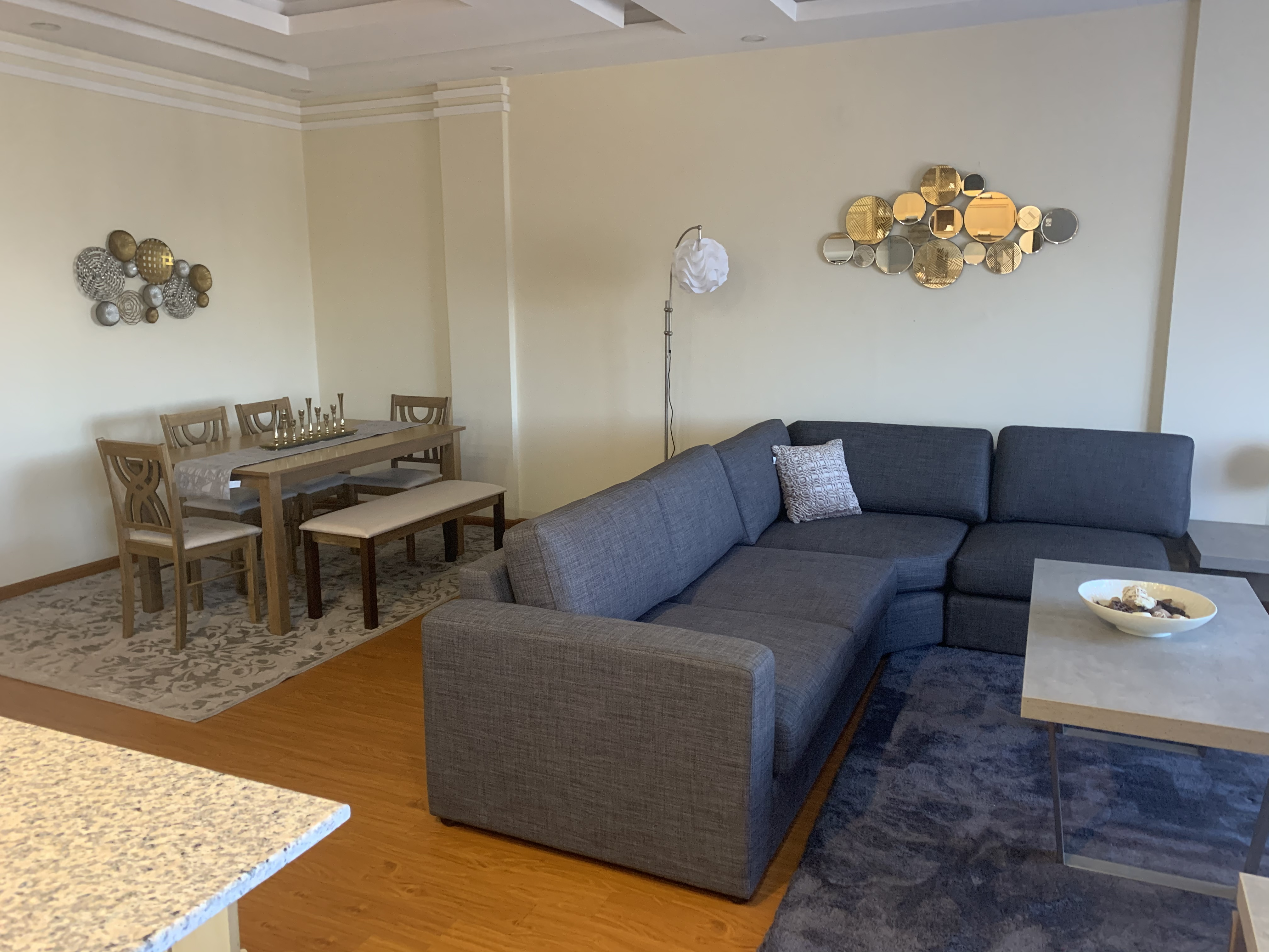 Nicely Furnished Apartment In Old Airport!