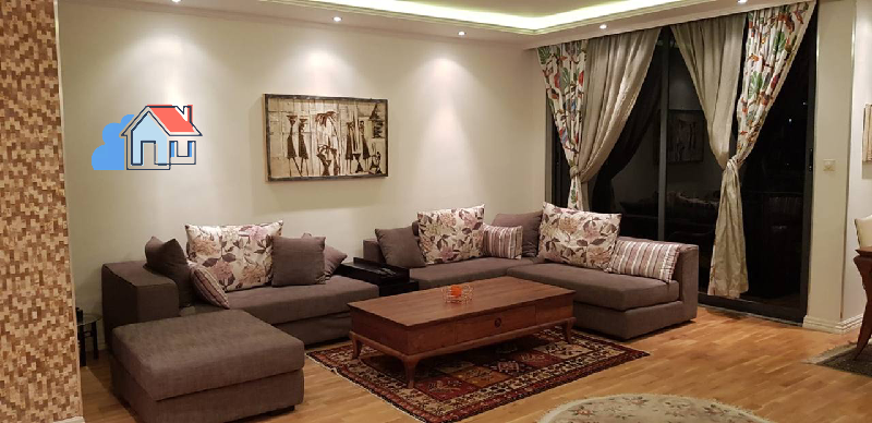 3 Bedrooms Fully Furnished Apartment